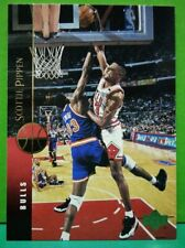Scottie Pippen card 94-95 Upper Deck #127