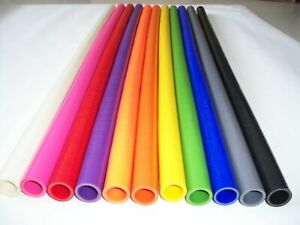 1000mm Straight Reinforced Silicone Hose Water Coolant Boost Inlet Pipe 1 Meter