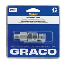 Graco 14x14 3000psi Straight Hose Swivel 244515 244 515