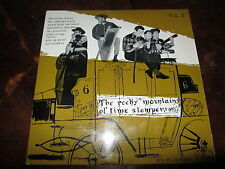 """THE ROCKY MOUNTAINS OL' TIME STOMPERS I CAMPIONI Rockabilly Bluegrass 10"""" Italy"""
