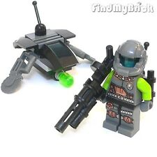 BM045 Lego Army Navy Air Force Custom Hammer Drone & Air Drone (M677 30167) NEW