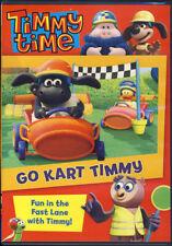 Timmy Time - Go Kart Timmy New DVD