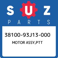 38100-93J13-000 Suzuki Motor assy,ptt 3810093J13000, New Genuine OEM Part