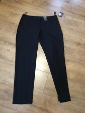 """Brand New Black Tapered Trousers Size 12, Leg 29"""""""