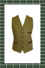 Button Short Formal Big & Tall Waistcoats for Men