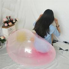 Ballon Spielzeug Wasserballons Wasserball Aufblasbarer Riesenblase  Strandball