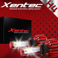 2X 180W 18000LM LED Headlight Bulbs CREE H4 9003 Plug Bulb White 6000K Hi/LOW