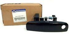 2011-2020 Dodge Charger Challenger front driver exterior black Door Handle OEM