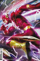 The Flash #61 DC Comics Universe 2019 Derrick Chew Variant Cover Bag & Board