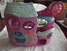 LITTLEST PET SHOP  FITNESS CENTER GYM HOUSE LPS TOY