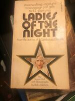 Ladies of the Night by Susan Hall FE POCKET Books 1974 Vintage WOMANS RIGHTS