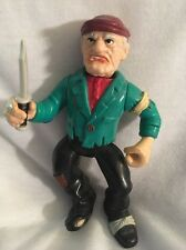 Dick Tracy Coppers And Gangsters: The Tramp With Dagger - 1990 Disney Playmates