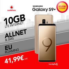 Samsung Galaxy S9+ Dual-Sim im Vodafone Vertrag inkl.10GB LTE nur 41,99€ mtl.