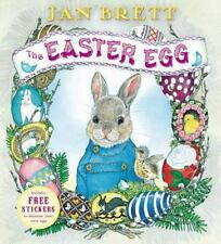 The Easter Egg by Jan Brett c2010, NEW Hardcover