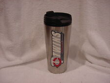 Sweet Minnesota Twins Aluminum Lidded Pewter Logo Travel Cup, New&Nice!