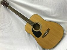 INDIANA SCOUT LEFT HANDED ACOUSTIC GUITAR