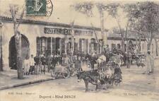 CPA ALGERIE DUPERRE HOTEL DISCH