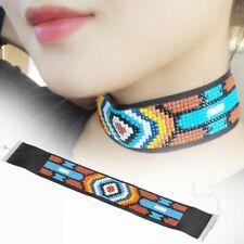 Exquisite Boho Resin Charm Pendant Choker Collar Bid Wide Necklace Jewelry ^/
