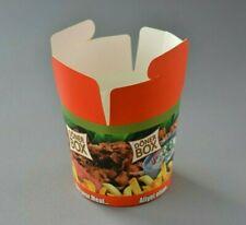500 x DÖNERBOX GROSS 26 oz 710 ml Dönerboxen Döner to go Pomdöner Snackbox Pappe