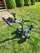 New listing Motocaddy M5 GPS DHC Electric Caddy Black