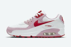 Nike Air Max 90 valentine's day Sz W 12   M 10.5 *FREE READ*