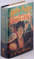Harry Potter and the Goblet of Fire, 1st, First American Ed... by Rowling, J. K.