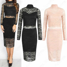 Polyester Stretch, Bodycon Regular Floral Skirts for Women
