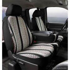 NP92-49 GRAY FIA NP92-49 Black with Gray Cover Rear Split Seat 40//60//Neoprene Center Panel