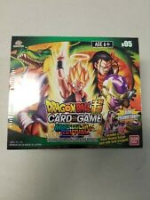 Dragon Ball Super Miraculous Revival Booster Box 05 Factory Sealed