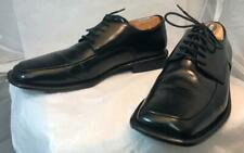 "Mens Via Spiga ""SILVIO""  Dress Shoes Size 8-1/2 M Black Leather  Italy"