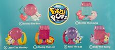 McDonald's 2020 PIKMI POPS TOYS  SET OF 6 SEALED *COLORS MAY VARY FROM PICTURE