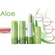 Long Lasting Color Mood Changing Aloe Vera Lipstick Beauty Moisturizing