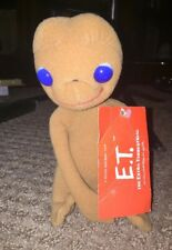 Vintage E.T. 1982 Showtime Stuffed Animal Plush With Tags
