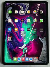 Apple iPad Pro (2018) 64GB WLAN 11 Zoll Spacegrau - TOP!!