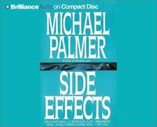 Side Effects NEW, by Michael Palmer (2003, CD, Abridged)