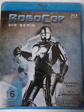 Robocop - Serie - 17 Stunden - Cyborg, Detroit, A. Murphy, Blu Mankuma, R. Eden