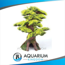 #18788 Kazoo Bonsai Plant Small - Aquarium Fish Tank Ornament Tree Decoration