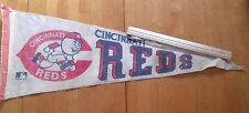 Cincinnati Reds 1969 team full sized pennant