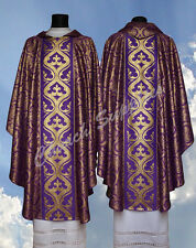 Chasuble Vestment Kasel Messgewand Casula 023-F14