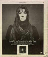 """1976 MELANIE """"PHOTOGRAPH"""" ALBUM PROMO AD"""