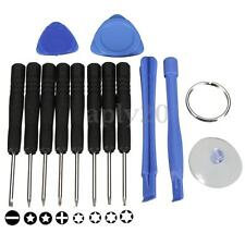 13 in 1 Set For Smart Phone PC Tablet Repair Opening Screwdrivers Pry Tools Kit