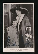 Theatre Eric Rae Julia Neilson THE POPINJAY signed c1911 RP PPC