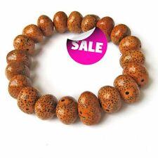 Stretchy Tibetan Meditate 22 Star Moon Bodhi Seeds Mala Prayer Beads Bracelet