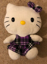 Hello Kitty TY Collection Soft Toy Sanrio 2011 Used