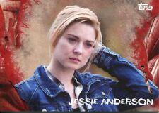Walking Dead Survival Box Base Card #26 Jessie Anderson
