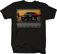 American Muscle Dodge Mopar Charger R/T Muscle Car Tshirt