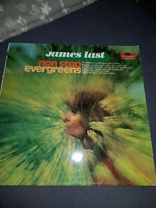 LP Vinyl: James Last: Non Stop Evergreens (1969)