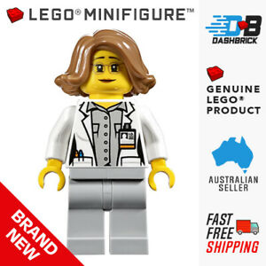 LEGO® Collectable Minifigures - Doctor, Scientist, Female/Woman/Girl - NEW