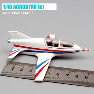 1:48 Small Suntory James Bond 007 Bede BD5 Acrostar Jet aircraft 1983 Toy Model