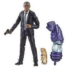 Marvel Captain Marvel 6-inch Legends Nick Fury Figure for Collectors, Kids, &...